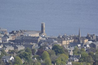 Helensburgh view