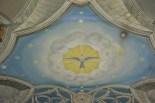 Italian Chapel ceiling