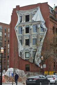 Flatiron Building mural