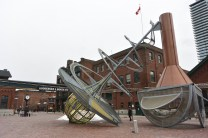 Distillery District, Toronto