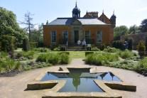 Ballroom and garden