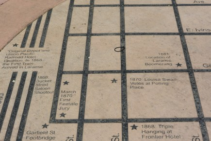 Sidewalk map