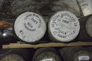 Signed barrels