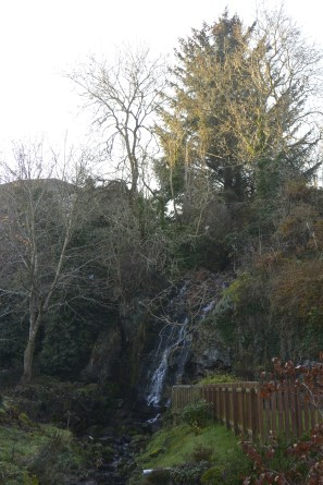 Craigie Waterfall