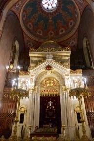 Dohány Utca Synagogue, interior