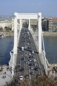 Erzsébet (Elizabeth) Bridge