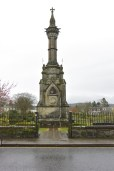 Memorial to 9th Earl of Galloway