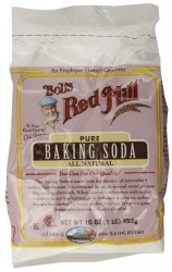 baking soda in high testosterone pantry