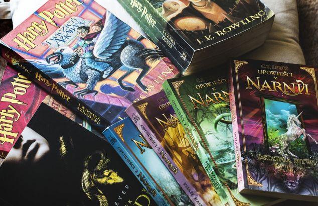 Las crónicas de Narnia y Harry Potter