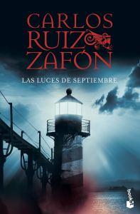 Libros de fantasía juvenil: Las luces de septiembre (Carlos Ruiz Zafón)