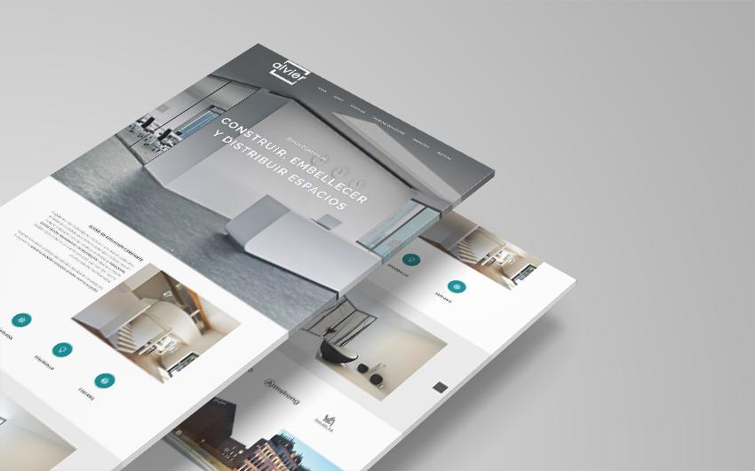 diseño web santander