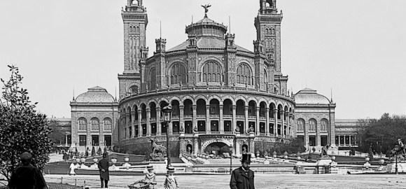 Paris-Palais du Trocadero