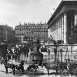 Paris Place de la Bourse