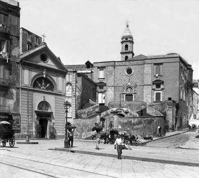 Napoli - San Giovanni a Carbonara