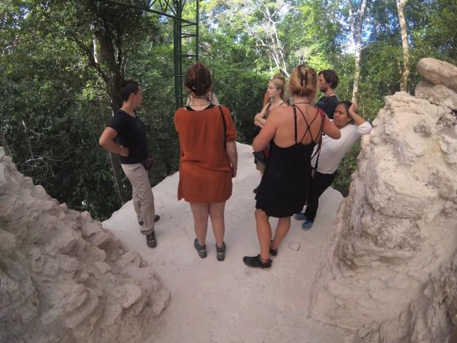 El Mirador - exploring