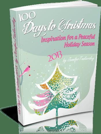 100 Days to Christmas! Gasp!