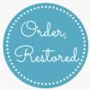 31 Day Challenge: Order, Restored