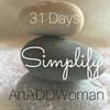 Simplify: 31 Days