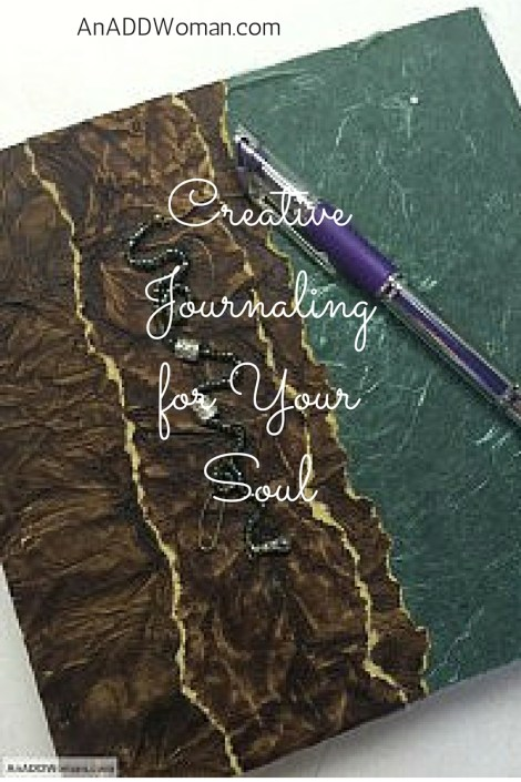 Creative Journaling for Your Soul