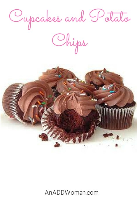 Cupcakes and Potato Chips