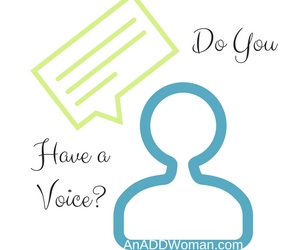 Do You Have a Voice?