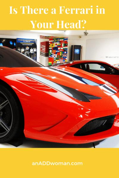 FerrariheadADHDaddwoman