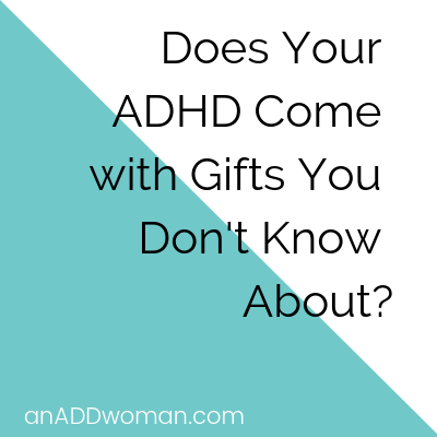 adhd gifts an add woman