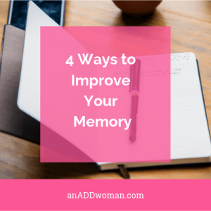 4 Ways to Improve Your Memory