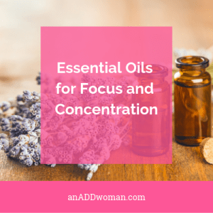 Essential Oils for Focus and Concentration