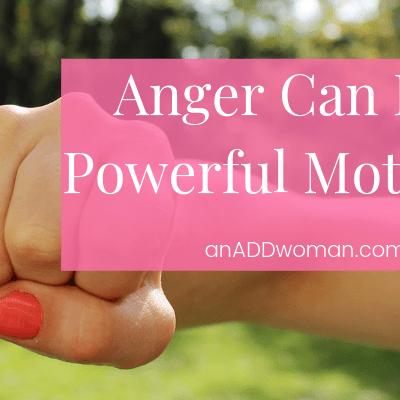 Anger Motivator, fist
