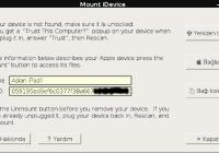 Debian Türevleri Iphone, Ipad Kullanımı