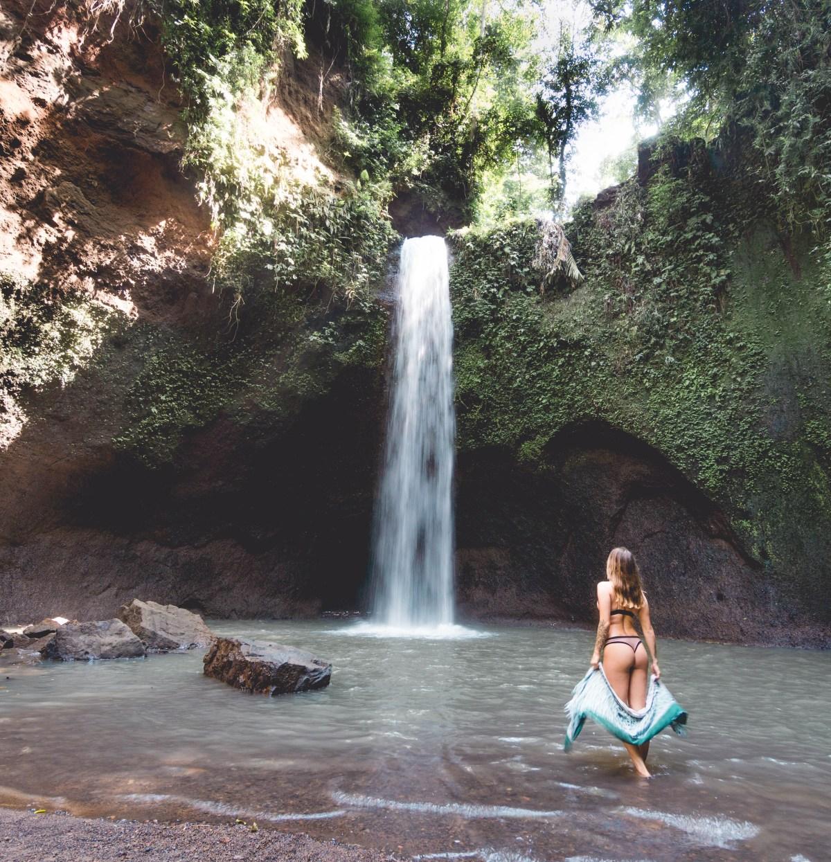 Bali Waterfalls- Tibumana