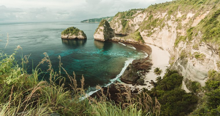 Atuh Beach on Nusa Penida- Bali