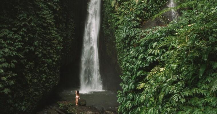 A Complete Guide to Leke Leke Waterfall- Bali