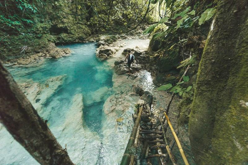Cambais Falls Cebu