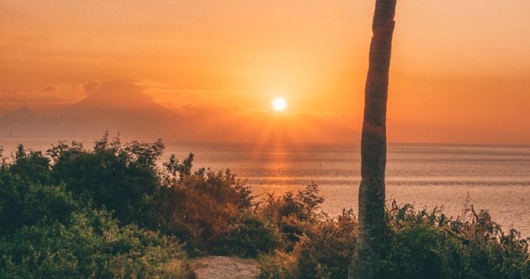 Malimbu Sunset Point in Senggigi- Lombok