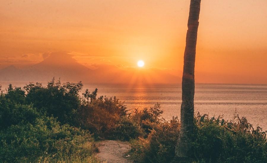 Malimbu Sunset Point Senggigi Lombok
