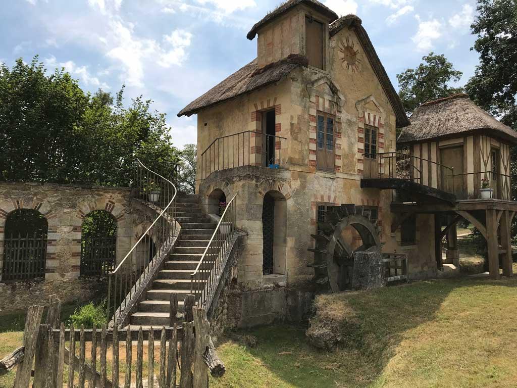 Queens Hamlet Mill
