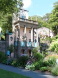 The Gloriette at Portmeirion, Doctor Who filming location