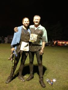 Muddy Night Run at Sherwood Pines, 2012