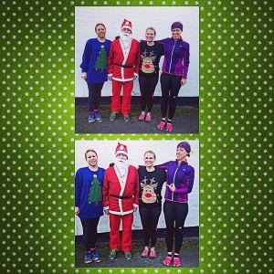 Christmas Day Run