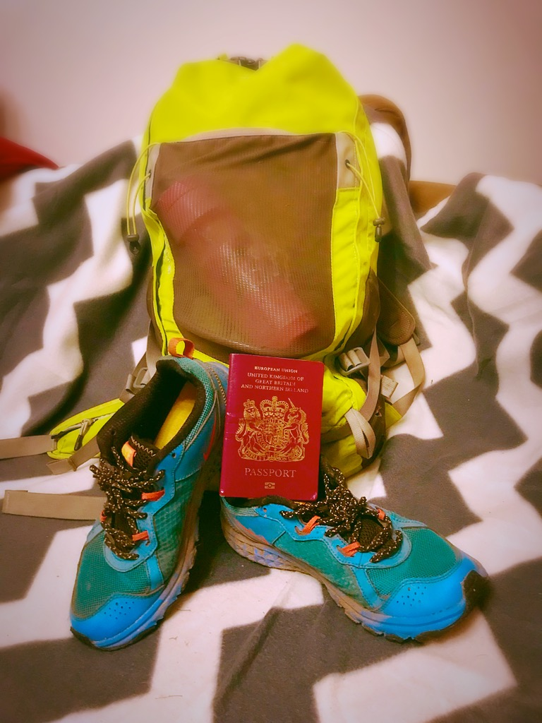 I'm off for a run – around Malta!