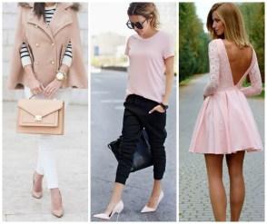 rosa quartz roupas