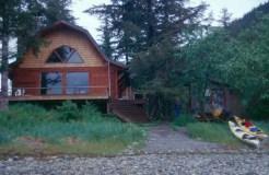 Prince William Sound Lodge, Ellamar, Alaska