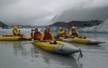 Inflatiable kayak trip