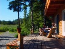 Luxurious wilderness