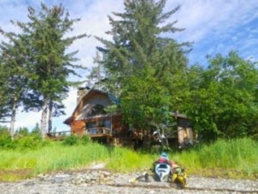 The Prince William Sound Lodge