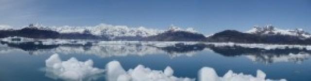 Columbia Glacier & The Chugach Mountains
