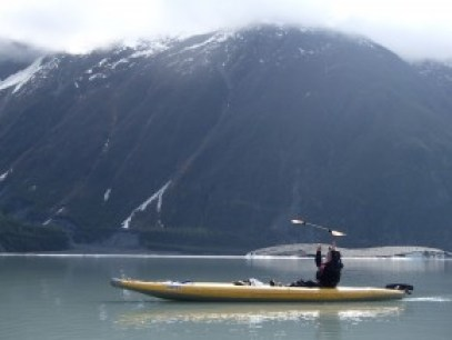 Valdez Glacier is open for the season! Woohoo!