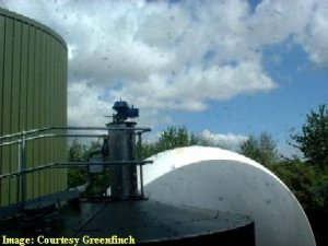 Biogas Digester Greenfinch